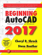 INDUSTRIAL PRESS 2017 AUTOCAD WORKBOOKS