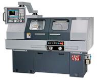 """Kent 14"""" x 40"""" CNC Lathe w/ Fagor 8055i CNC Control - CSM-1440CNC"""