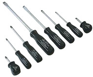 Sunex 8 Piece Professional Black Screwdriver Set - 9800