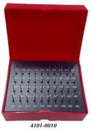 Precise Precision Steel Pin Gage Sets