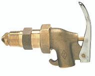 Wesco Heavy Duty Brass Faucet - 272037