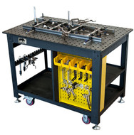 Strong Hand Rhino Cart Mobile Fixturing Station - TDQ54830-K1