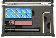 Precise External & Internal Grooving Sets