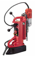 "Milwaukee Adjustable Position Electromagnetic Drill Press with 1/2"" Motor - 4204-1"