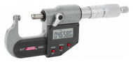 "SPI Electronic Ball Anvil Micrometer, 0-1"" - 17-926-7"