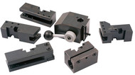 Precise 6 Piece KDK Style Tool Post & Holder Sets