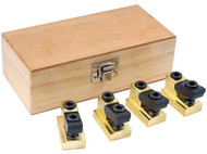 Precise 4 Piece  T-Slot Clamping Kits