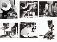 J&S Tool Wheel Dresser Attachments