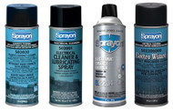Sprayon Contact Cleaners