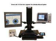 OPTIFLEX QC200-12 x12 MANUAL STAGE MEASUREMENT SYSTEM - QCZ-2000-12