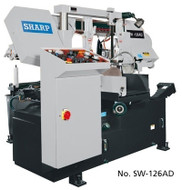 Sharp-Industries Automatic Saw - SW-126AD