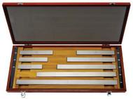 Mitutoyo Metric Square Gage Block Set Series 516-Metric Block Set, Long Block Set, Wear Block 112 Piece Set - 516-440-26
