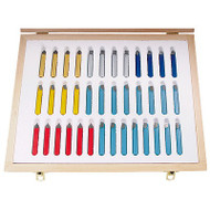 Precise Carbide-Tipped Single Point Brazed Tool Bit Assortment Sets