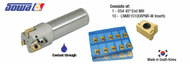 "SOWA DS4 End Mill Kit 1-1/2"" - 149-782"