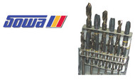 SOWA Yellow Ring Tap & Drill Set - 113-651