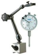 "NOGA MA61003 Big Boy Magnetic Base & TTC 1"" Dial Indicator Set - 99-001-246"