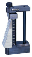 Mitutoyo Micro Checker Inspection Stand Gage Block Holder, Metric - 516-607