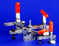 Knu-Vise Hold Down Clamps