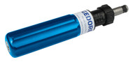 """Gedore Quickset Adjustable Torque Screwdriver S, Minor Imp FH, 1/4"""" 20-120 ozf.in - QSM-FH-IMP"""