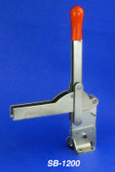 Knu-Vise Swivel Base Vertical Hold Down Clamps