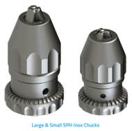 Llambrich SPH INOX Stainless Steel Hybrid Drill Chucks