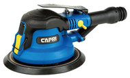 "Capri Tools 6"" Orbital Palm Sander CP32075, Self-Vacuum - 81-102-440"