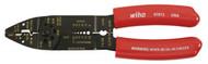 "Wiha Wire Stripping Pliers/Cutters 8.5"" - 57812"