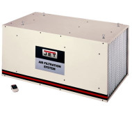 JET AFS-2000 1700CFM AIR FILTRATION SYSTEM 3-SPEED WITH REMOTE CONTROL - 708615