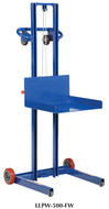 Vestil Steel Low Profile Light Load Lifts