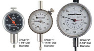 Brown & Sharpe AGD Dial Indicators