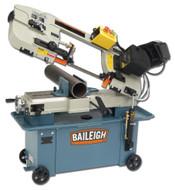 Baileigh Horizontal & Vertical Metal Cutting Bandsaw - BS-712M