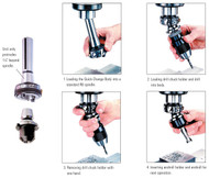 Royal R8 Quick-Change Tooling System