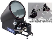 "Fowler 12"" Bench Top Optical Comparator"
