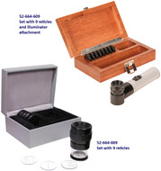 Fowler 10x Pocket Optical Comparators