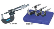 Fowler Digit Counter Outside Micrometer & Sets
