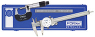 Fowler Universal Measurement Set w/Dial Caliper - 52-095-007
