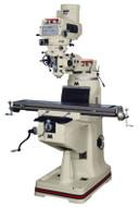 JET JTM-1050 Variable Speed Vertical Milling Machines