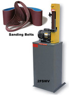 Kalamazoo 2FSMV Sander with Dust Collector