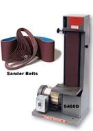 "Kalamazoo 4"" x 60"" Belt Sander S460D"