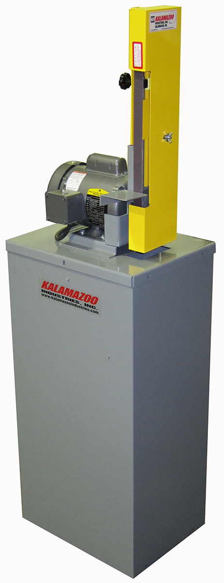 kalamazoo belt grinder. #1sm - national stock number (nsn): 3220-01-387-1105 kalamazoo belt grinder