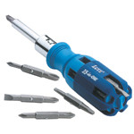Lutz Ratchet Screwdriver, 15 In-One - 21000