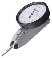 "Mitutoyo ""Quick-Set"" Dial Test Indicator Basic Set, Horizontal, 0.008"" Range - 513-403-10E"