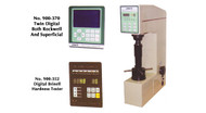 PHASE II Digital Hardness Testers