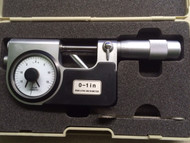 "Precise 0-1"" Indicating Micrometer - 303-201"