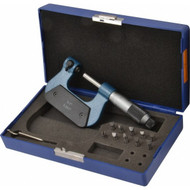 Precise Interchangeable Anvil Thread Micrometers