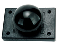Rockford Black Palm Button - CTC-726