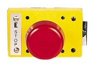 Rockford Red Emergency-Stop Palm Button - CTC-736