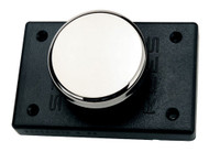 Rockford Chrome Light-Push Button - CTC-737