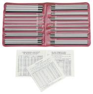 SPI PEE DEE Thread Measuring Set - 98-370-0