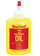 Starrett Tool & Instrument Oil 4 fl. oz.